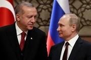 Căng thẳng tại Idlib: Liều thuốc thử cho quan hệ Nga-Thổ