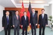 Đức-Trung Quốc tổ chức đối thoại an ninh cấp cao song phương lần thứ 2