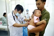 [Video] Bỏ tiêm vắcxin, nhiều trẻ mắc sởi bị biến chứng nặng