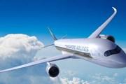 Singapore Airlines thực hiện chuyến bay thẳng dài nhất thế giới