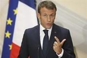 Tổng thống Pháp Emmanuel Macron cải tổ nội các chính phủ