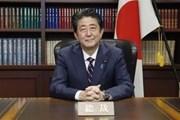 Thủ tướng Nhật Bản Shinzo Abe bắt đầu chuyến công du châu Âu