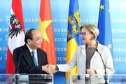 Thủ tướng Nguyễn Xuân Phúc đánh giá cao vai trò của bang Hạ Áo