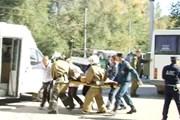 Nga: Vụ nổ khiến nhiều người chết tại Crimea là hành động khủng bố