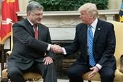 Mỹ đã quyết định dỡ bỏ lệnh cấm vận vũ khí đối với Ukraine