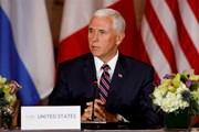 Phó Tổng thống Mỹ Mike Pence thăm Nhật Bản để thảo luận về Triều Tiên