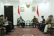 Việt Nam và Indonesia tăng cường phát triển quan hệ hợp tác
