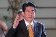 Thủ tướng Nhật Bản Shizo Abe bắt đầu công du các nước Đông Nam Á