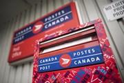 Bưu chính Canada ngừng tiếp nhận thư và bưu phẩm vì đình công
