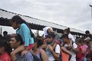 Mexico, Mỹ hợp tác ứng phó với dòng người đổ về khu vực biên giới