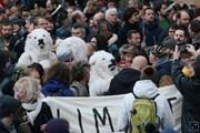 Hơn 70.000 người tuần hành trên đường phố vì khí hậu ở Bỉ