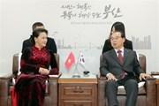 Báo chí Hàn Quốc đưa tin đậm nét về chuyến thăm của Chủ tịch Quốc hội