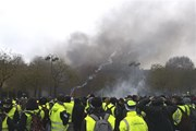 Nga lên án cáo buộc Moskva liên quan các cuộc biểu tình tại Pháp