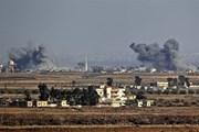 Syria rút lại thông tin tấn công các mục tiêu gần sân bay Damascus