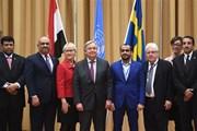 Bước đột phá đầu tiên trong nỗ lực nối lại hòa bình tại Yemen