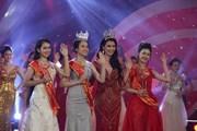 Nguyễn Thị Phương Lan giành danh hiệu Hoa khôi Sinh viên Việt Nam 2018