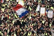 Pháp: Không có dấu hiệu cho thấy Nga liên quan tới biểu tình Áo vàng