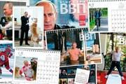 [Video] Lịch hình ông Putin gây sốt, vượt qua hàng loạt sao Nhật Bản