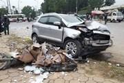 Xác định danh tính tài xế gây tai nạn làm 2 người tử vong ở Hà Đông