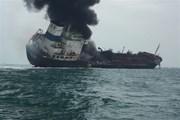 Danh sách thủy thủ Việt Nam trên tàu cháy ngoài khơi Hong Kong