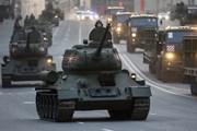 Lào trả lại 30 xe tăng T-34 huyền thoại thời Liên Xô cho Nga