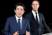 Nhật Bản-Hà Lan thúc đẩy hợp tác song phương, đảm bảo thành công G20
