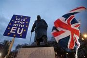 Brexit: Châu Âu thất vọng về kết quả bỏ phiếu tại Hạ viện Anh