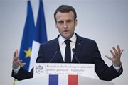 Tổng thống Pháp Emmanuel Macron khởi động cuộc đối thoại quốc gia