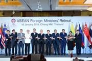 Hội nghị hẹp Bộ trưởng Ngoại giao ASEAN đạt nhiều kết quả quan trọng