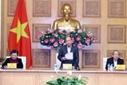 Thủ tướng chủ trì phiên họp thứ 2 của Tiểu ban kinh tế xã hội