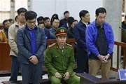 Vụ án tại Lọc hóa dầu Bình Sơn: Đề nghị mức án cho 4 bị cáo