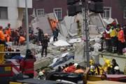Sập chung cư khiến 21 người chết tại Thổ Nhĩ Kỳ: Bắt giữ 3 nghi phạm