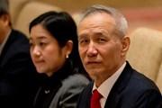 Phó Thủ tướng Trung Quốc tới Mỹ để tiếp tục đàm phán thương mại