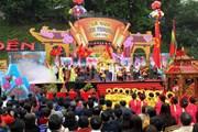 Hàng vạn du khách đổ về Lào Cai dự Lễ hội Đền Thượng Xuân Kỷ Hợi