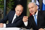 Lãnh đạo Nga-Israel hoãn cuộc gặp thượng đỉnh tại Moskva
