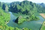 Chiêm ngưỡng phong cảnh tuyệt đẹp của quần thể danh thắng Tràng An
