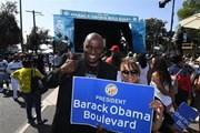 [Video] Đại lộ Obama trở thành biểu tượng của sự hy vọng