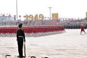 Hình ảnh Trung Quốc duyệt binh kỷ niệm 70 năm Quốc khánh