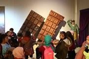 [Photo] Tham quan bảo tàng chocolate độc đáo ở Thổ Nhĩ Kỳ
