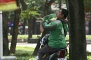 [Photo] Đợt nắng nóng gay gắt tại Hà Nội có thể sẽ kéo dài nhiều ngày