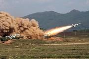 Hình ảnh quý về những chiến sỹ Bộ đội Tên lửa phòng không
