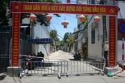 Hình ảnh Đà Nẵng phong tỏa khu dân cư có người nghi mắc COVID-19