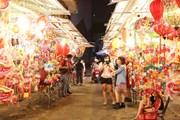 TP Hồ Chí Minh: Phố lồng đèn quận 5 'đìu hiu' trước dịp Tết Trung Thu