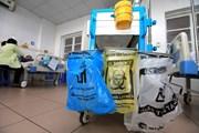 Cận cảnh quy trình xử lý rác thải ở Bệnh viện Thanh Nhàn