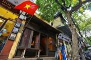 [Photo] Thăm phố xưa Hà Nội nhớ ghé ngôi nhà cổ 87 Mã Mây