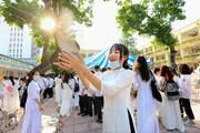 [Photo] Trường THPT Việt Đức - ngôi trường xuất sắc của Thủ đô