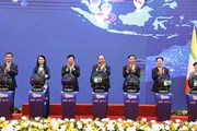 [Photo] Lễ khởi động Mạng lưới Logistics thông minh ASEAN
