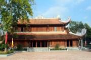 [Photo] Chùa Quỳnh Lâm - Di tích Quốc gia đặc biệt nhà Trần