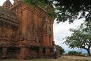 Chiêm ngưỡng vẻ đẹp huyền bí của tháp Po Klong Garai ở Ninh Thuận