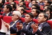 [Photo] Quang cảnh phiên thảo luận các văn kiện Đại hội XIII của Đảng